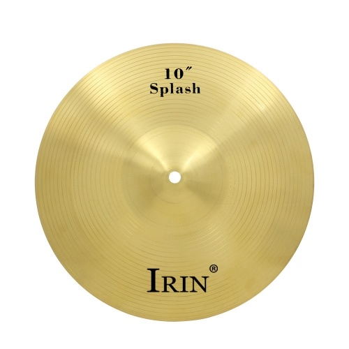 Cymbale de cymbale Hi-Hat 10
