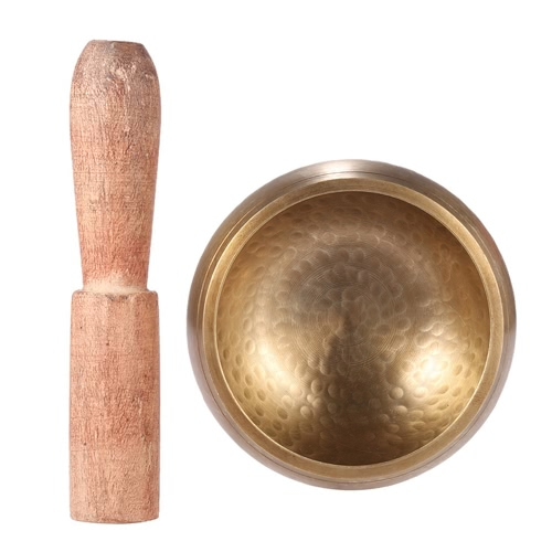 Exquisite 2.8 Inch Handmade Tibetan Bell Metal Singing Bowl with Striker for Buddhism Buddhist Meditation Healing Relaxation YogaToys &amp; Hobbies<br>Exquisite 2.8 Inch Handmade Tibetan Bell Metal Singing Bowl with Striker for Buddhism Buddhist Meditation Healing Relaxation Yoga<br>