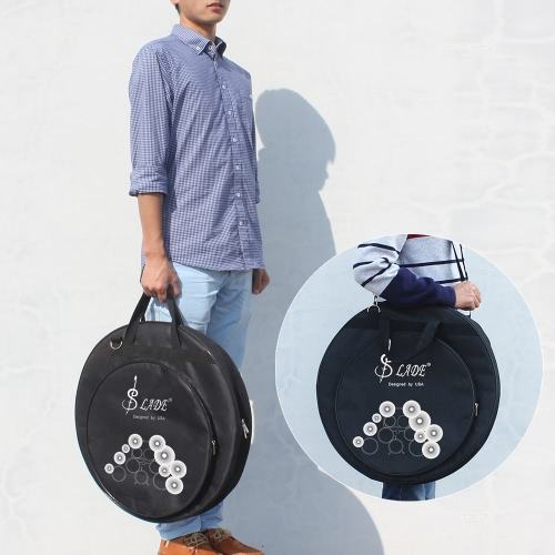 21-Inch Three Pockets Cymbal Bag Packback with Removable Divider Shoulder StrapToys &amp; Hobbies<br>21-Inch Three Pockets Cymbal Bag Packback with Removable Divider Shoulder Strap<br>