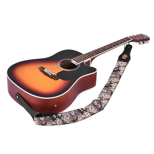 6.5cm/ 2.5in Ultra-wide Guitar Shoulder Strap Adjustable Jacquard Belt Synthetic Leather Ends with Small Pocket 3pcs Guitar PicksToys &amp; Hobbies<br>6.5cm/ 2.5in Ultra-wide Guitar Shoulder Strap Adjustable Jacquard Belt Synthetic Leather Ends with Small Pocket 3pcs Guitar Picks<br>