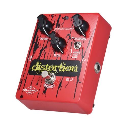 BIYANG DS-12 Classic Series Distortion Guitar Effect Pedal 3 Modes True Bypass Full Metal ShellToys &amp; Hobbies<br>BIYANG DS-12 Classic Series Distortion Guitar Effect Pedal 3 Modes True Bypass Full Metal Shell<br>