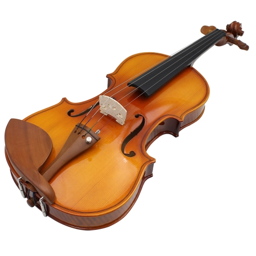 Full Size 4/4 Natural Acoustic Solid Wood Spruce Flame Maple Veneer Violin Fiddle for Beginner Student Performer  Jujube Wood PartToys &amp; Hobbies<br>Full Size 4/4 Natural Acoustic Solid Wood Spruce Flame Maple Veneer Violin Fiddle for Beginner Student Performer  Jujube Wood Part<br>