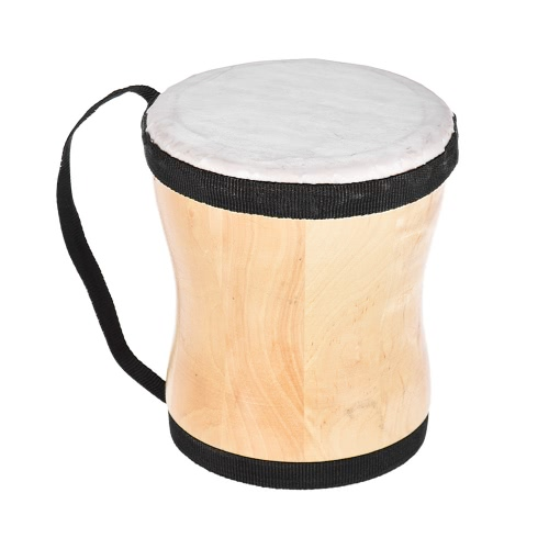 Wood Hand Bongo Drum Musical Toy Percussion InstrumentToys &amp; Hobbies<br>Wood Hand Bongo Drum Musical Toy Percussion Instrument<br>
