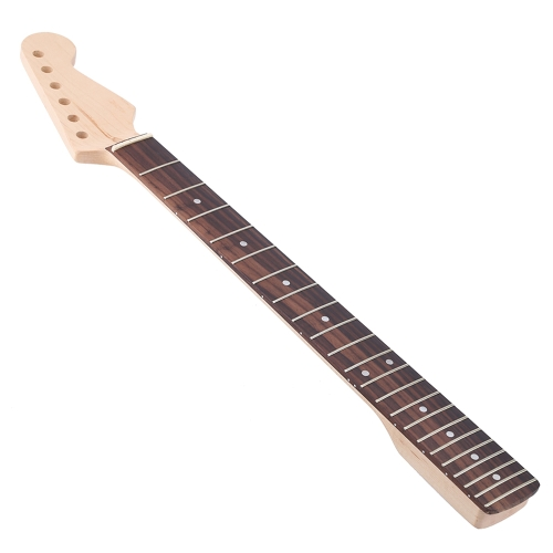 22 Frets Replacement Maple Neck Rosewood Fingerboard for ST Electric GuitarToys &amp; Hobbies<br>22 Frets Replacement Maple Neck Rosewood Fingerboard for ST Electric Guitar<br>