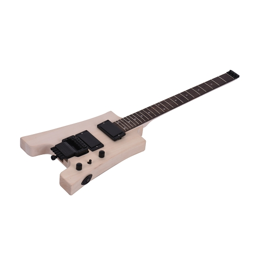ammoon DIY Electric Guitar Kit Without HeadstockToys &amp; Hobbies<br>ammoon DIY Electric Guitar Kit Without Headstock<br>
