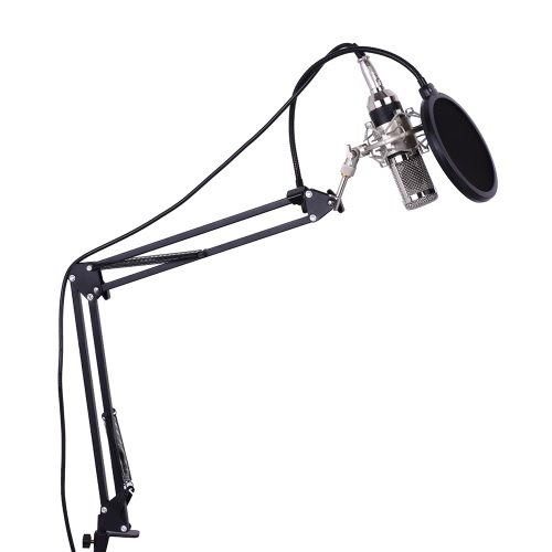 Professional Studio Broadcasting Recording Condenser Microphone Mic Kit SetToys &amp; Hobbies<br>Professional Studio Broadcasting Recording Condenser Microphone Mic Kit Set<br>