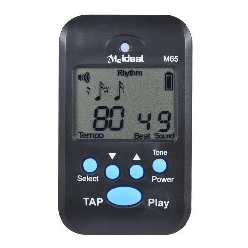 M65 Digital Beat Tempo MetronomeToys &amp; Hobbies<br>M65 Digital Beat Tempo Metronome<br>