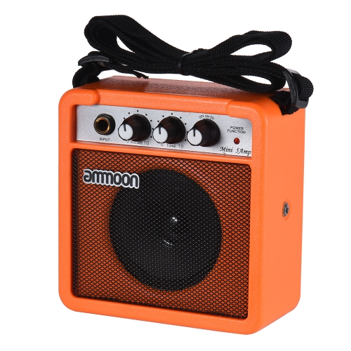 ammoon Mini High-Sensitivity  Amp Amplifier Speaker for Acoustic/ Electric Guitar UkuleleToys &amp; Hobbies<br>ammoon Mini High-Sensitivity  Amp Amplifier Speaker for Acoustic/ Electric Guitar Ukulele<br>