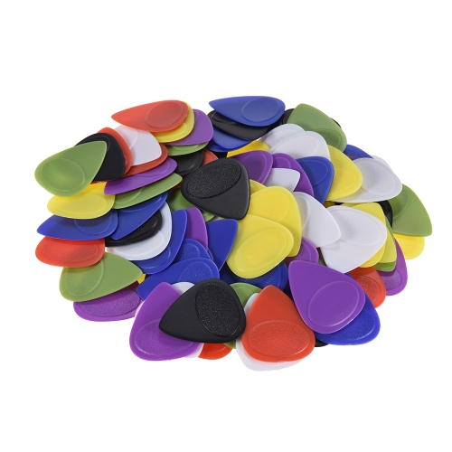 100pcs Guitar Picks Celluloid Picks Color Mixed with Storage Box for Acoustic Folk Classic Electric Guitars Bass 40pcs 1.0mm / 20pToys &amp; Hobbies<br>100pcs Guitar Picks Celluloid Picks Color Mixed with Storage Box for Acoustic Folk Classic Electric Guitars Bass 40pcs 1.0mm / 20p<br>