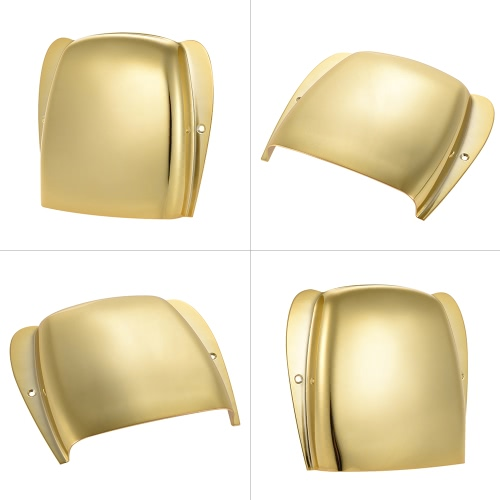 Steel Bridge Cover Protector for 4-string Jazz Bass Electric Bass Guitar Part Replacement GoldToys &amp; Hobbies<br>Steel Bridge Cover Protector for 4-string Jazz Bass Electric Bass Guitar Part Replacement Gold<br>