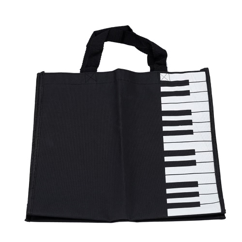 Piano Keys Music Handbag Tote Shopping Bag GiftToys &amp; Hobbies<br>Piano Keys Music Handbag Tote Shopping Bag Gift<br>