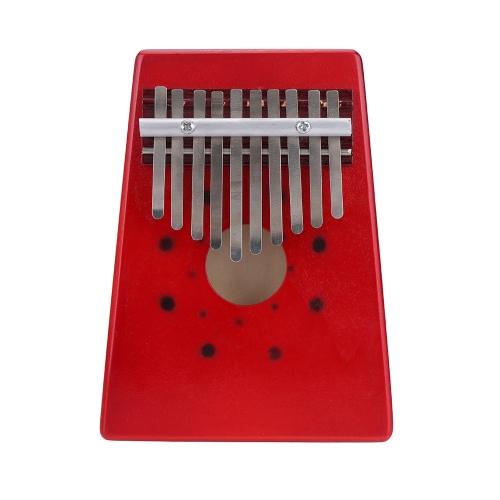 10 Keys Birch Finger Thumb Piano MbiraToys &amp; Hobbies<br>10 Keys Birch Finger Thumb Piano Mbira<br>