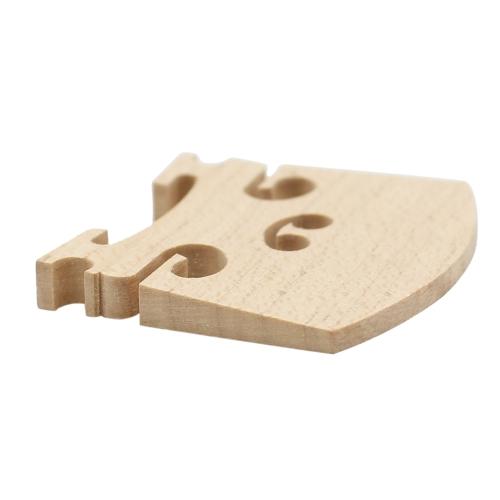 1/2 Violin Bridge Maple 35mm in Height 3mm in Thickness Exquisite WorkmanshipToys &amp; Hobbies<br>1/2 Violin Bridge Maple 35mm in Height 3mm in Thickness Exquisite Workmanship<br>