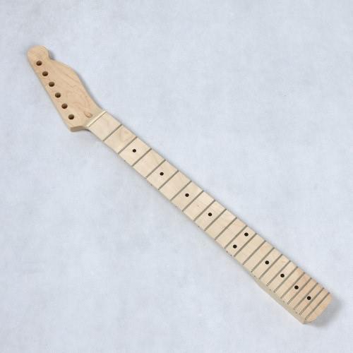 Guitar Neck  1枚 22フレット ギターネック  フィンガーボード  エレキギターフィンガーボード 交換 指板  メープル  ギターフィンガーボード  ギター対応 【並行輸入品】
