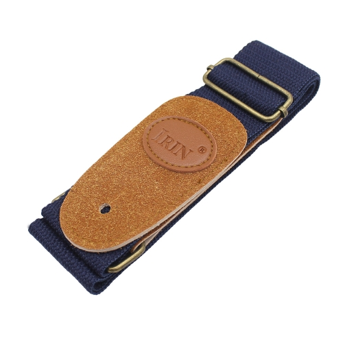 IRIN Adjustable Belt Woven Cotton Guitar Strap with Leather Ends for Electric Acoustic Folk Guitars Comfortable and DurableToys &amp; Hobbies<br>IRIN Adjustable Belt Woven Cotton Guitar Strap with Leather Ends for Electric Acoustic Folk Guitars Comfortable and Durable<br>
