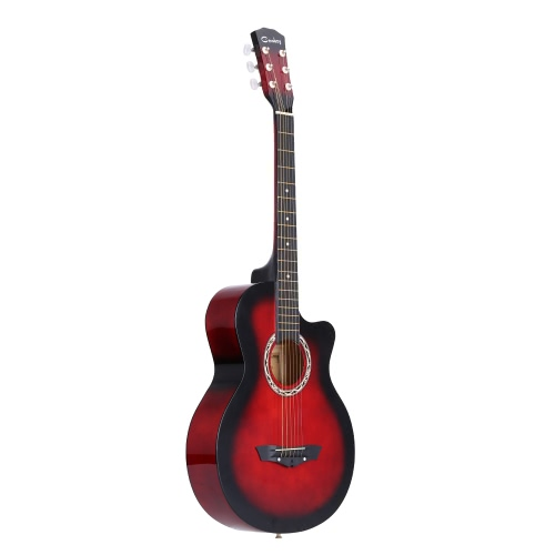 38 Acoustic Folk 6-String Guitar for Beginners Students GiftToys &amp; Hobbies<br>38 Acoustic Folk 6-String Guitar for Beginners Students Gift<br>