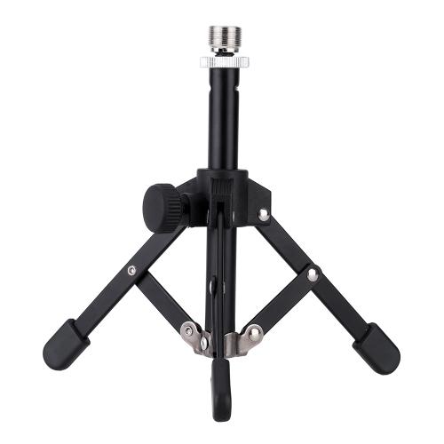 ammoon MS-12 Mini Foldable Desktop Tabletop Tripod Microphone Mic Stand HolderToys &amp; Hobbies<br>ammoon MS-12 Mini Foldable Desktop Tabletop Tripod Microphone Mic Stand Holder<br>