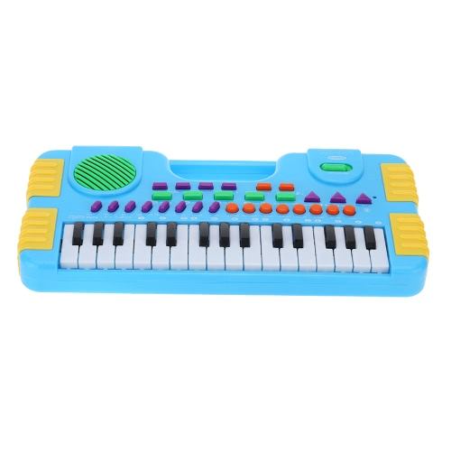 31 Keys Multifunction Mini Electronic Keyboard Music Toy Educational Cartoon Electone Gift for Children Kids Babies BeginnersToys &amp; Hobbies<br>31 Keys Multifunction Mini Electronic Keyboard Music Toy Educational Cartoon Electone Gift for Children Kids Babies Beginners<br>