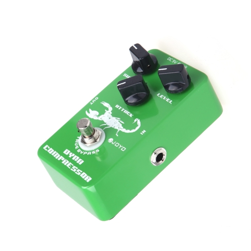 Joyo JF-10 Dynamic Compressor Guitar Effect Pedal True BypassToys &amp; Hobbies<br>Joyo JF-10 Dynamic Compressor Guitar Effect Pedal True Bypass<br>