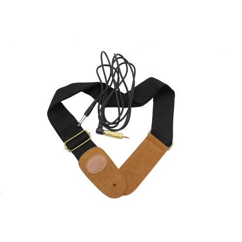 3-in-1 Guitar Ukulele Amp 2.6m Cable Cord Audio Jack Converter 3.5mm Male 6.5mm Female Adjustable Strap Stringed Instrument AccessToys &amp; Hobbies<br>3-in-1 Guitar Ukulele Amp 2.6m Cable Cord Audio Jack Converter 3.5mm Male 6.5mm Female Adjustable Strap Stringed Instrument Access<br>