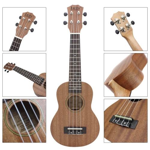 """21"""" Mini Ukelele Ukulele Sapele Rosewood Fretboard Stringed Instrument 4 StringsToys &amp; Hobbies<br>21"""" Mini Ukelele Ukulele Sapele Rosewood Fretboard Stringed Instrument 4 Strings<br>"""