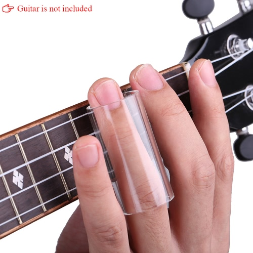 Borosilicate Glass Slide Guitar Slide TransparentToys &amp; Hobbies<br>Borosilicate Glass Slide Guitar Slide Transparent<br>