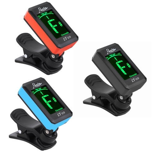 Rowin LT-20  Clip-On Automatic Digital Electronic LCD  Tuner for Acoustic Electric Guitar Bass Chromatic Violin UkuleleToys &amp; Hobbies<br>Rowin LT-20  Clip-On Automatic Digital Electronic LCD  Tuner for Acoustic Electric Guitar Bass Chromatic Violin Ukulele<br>