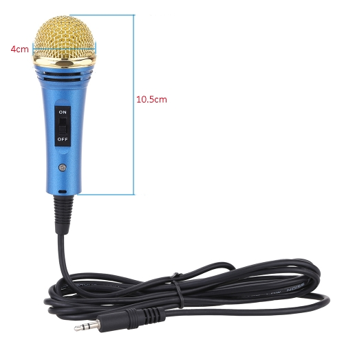 Mini Condenser Wired Network K Song Recording Mic Microphone with Stand for Smartphone PC ComputerToys &amp; Hobbies<br>Mini Condenser Wired Network K Song Recording Mic Microphone with Stand for Smartphone PC Computer<br>