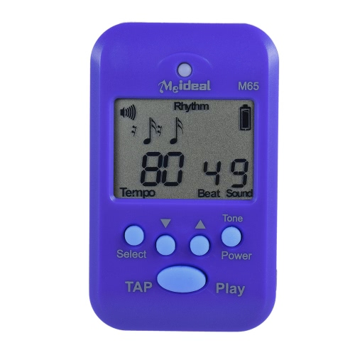 M65 Digital Beat Tempo MetronomeToys &amp; Hobbies<br>M65 Digital Beat Tempo Metronome<br>