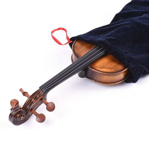 High Quality Satin Fabric Bag Blanket for 1/2 1/4 1/8 Size Violin Fiddle Elegant BurgundyToys &amp; Hobbies<br>High Quality Satin Fabric Bag Blanket for 1/2 1/4 1/8 Size Violin Fiddle Elegant Burgundy<br>