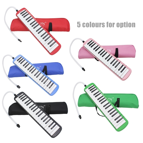 37 Piano Keys Melodica Pianica Musical Instrument with Carrying Bag for Students Beginners KidsToys &amp; Hobbies<br>37 Piano Keys Melodica Pianica Musical Instrument with Carrying Bag for Students Beginners Kids<br>