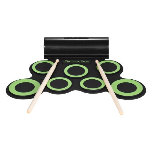 Набор для переноски электронных монофонических электронных барабанов