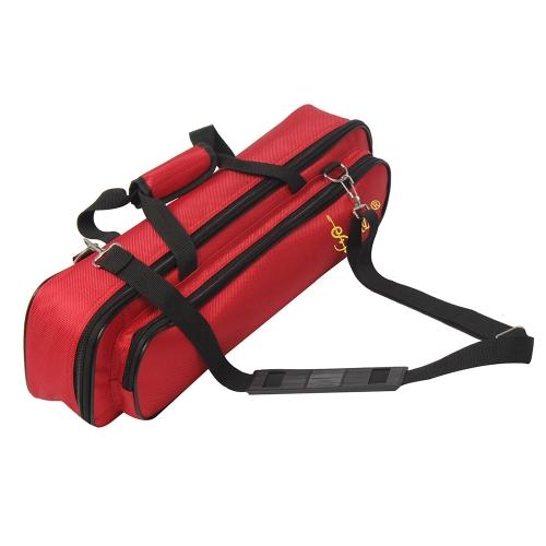 LADE Padded Flute Bag Backpack Soft Case Lightweight with Carry Handle Shoulder StrapToys &amp; Hobbies<br>LADE Padded Flute Bag Backpack Soft Case Lightweight with Carry Handle Shoulder Strap<br>