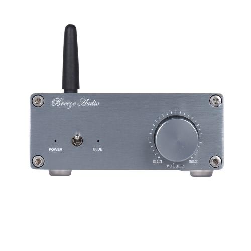 Bluetooth 4.0 Mini HiFi 2.0 Stereo Digital Audio Power Amplifier Amp Dual Channel Output 50W *2  Aluminum Alloy 10m Transmission RToys &amp; Hobbies<br>Bluetooth 4.0 Mini HiFi 2.0 Stereo Digital Audio Power Amplifier Amp Dual Channel Output 50W *2  Aluminum Alloy 10m Transmission R<br>