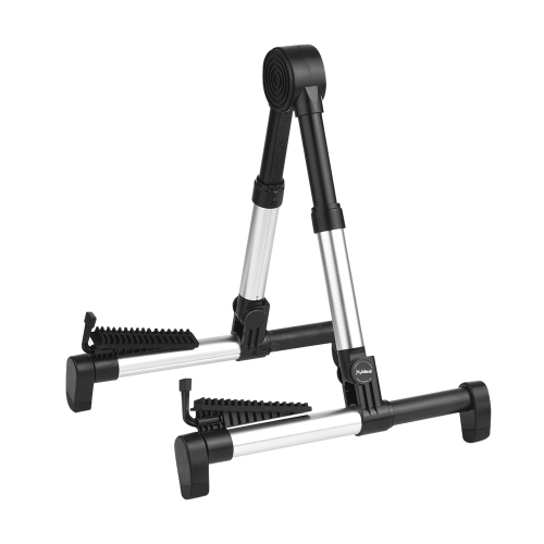 Folding Universal Guitar Stand Holder Bracket Support Length Stretchable Aluminum Alloy Upright A-frame for Acoustic Electric ClasToys &amp; Hobbies<br>Folding Universal Guitar Stand Holder Bracket Support Length Stretchable Aluminum Alloy Upright A-frame for Acoustic Electric Clas<br>