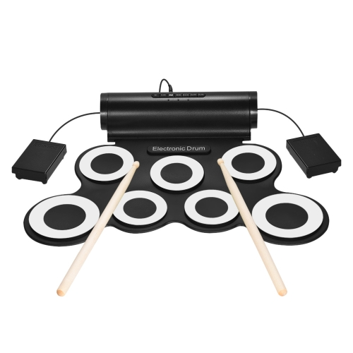 Portable Digital Stereo Electronic Drum SetToys &amp; Hobbies<br>Portable Digital Stereo Electronic Drum Set<br>