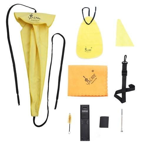 Kit di manutenzione per la pulizia del sassofono