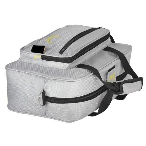 Universal Oboe Clarinet Soft Carrying Bag Backpack Case Sponge Padding with Shoulder Strap