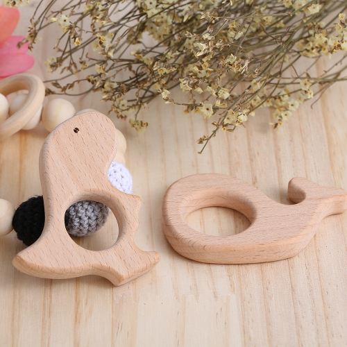 6Pcs Unfinished Wood Beech Animal Wood Elephant Bird Biter Teether Free Clip Pacifier Charm Elephant Collar NursingApparel &amp; Jewelry<br>6Pcs Unfinished Wood Beech Animal Wood Elephant Bird Biter Teether Free Clip Pacifier Charm Elephant Collar Nursing<br>