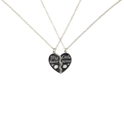 2 Parts BEST FUCKING FRIENDS Broken Heart Pendants Puzzle Friendship Necklaces Set GiftApparel &amp; Jewelry<br>2 Parts BEST FUCKING FRIENDS Broken Heart Pendants Puzzle Friendship Necklaces Set Gift<br>