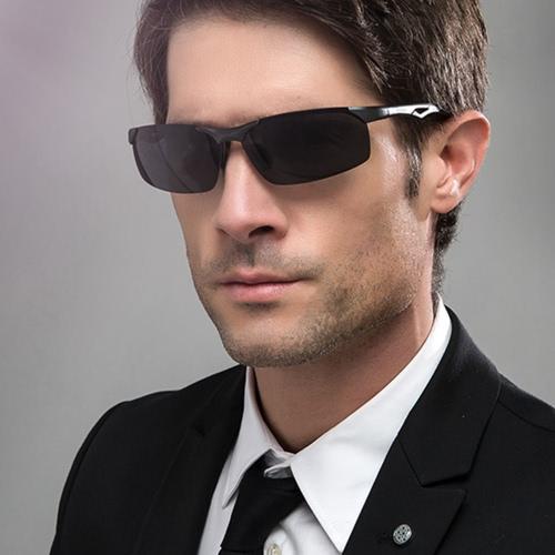 JOGAL Luxury UV400 Sun Glasses Polarized Sunglasses Driving Man Male Fashion Frameless Lightweight Retro Vintage Aluminum MagnesiuApparel &amp; Jewelry<br>JOGAL Luxury UV400 Sun Glasses Polarized Sunglasses Driving Man Male Fashion Frameless Lightweight Retro Vintage Aluminum Magnesiu<br>