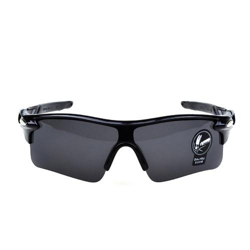 Night Vision Colored UV400 Protective Men & Women's Sunglasses