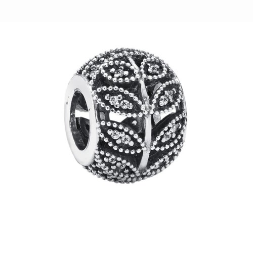 Romacci Owl Diamond Charm S925 Sterling Silver Bead for 3mm DIY BraceletApparel &amp; Jewelry<br>Romacci Owl Diamond Charm S925 Sterling Silver Bead for 3mm DIY Bracelet<br>