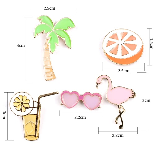 Fashion Cute Lovely Collar Shirt Brooch Badge Set Clip Pin Jewelry Clothes Accessory for Women Gift Decoration KidsApparel &amp; Jewelry<br>Fashion Cute Lovely Collar Shirt Brooch Badge Set Clip Pin Jewelry Clothes Accessory for Women Gift Decoration Kids<br>