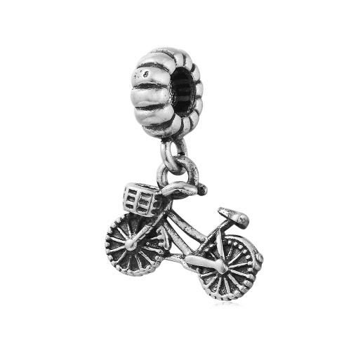 Romacci S925 Silver Vintage Pendant Lovely Design Jewelry for DIY Chain Bracelet MakingApparel &amp; Jewelry<br>Romacci S925 Silver Vintage Pendant Lovely Design Jewelry for DIY Chain Bracelet Making<br>