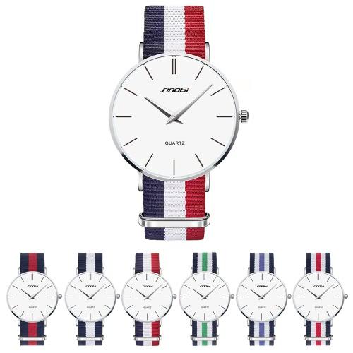 SINOBI 2016 Luxury Brand Casual Man Business Dress Wristwatch 30M Water-resistant Quartz Men WatchesApparel &amp; Jewelry<br>SINOBI 2016 Luxury Brand Casual Man Business Dress Wristwatch 30M Water-resistant Quartz Men Watches<br>