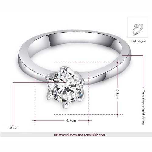Roxi Hot Classic New Fashion Gold Plated Ring Fine Jewelry Charm for Women Wedding Gift EngagementApparel &amp; Jewelry<br>Roxi Hot Classic New Fashion Gold Plated Ring Fine Jewelry Charm for Women Wedding Gift Engagement<br>