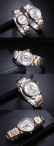 SINOBI 2016 New Fashion Couple Casual Watches Quartz Round Clock Men And Women Watch Rose Gold Alloy Band Ladies Lovers WristwatcApparel &amp; Jewelry<br>SINOBI 2016 New Fashion Couple Casual Watches Quartz Round Clock Men And Women Watch Rose Gold Alloy Band Ladies Lovers Wristwatc<br>