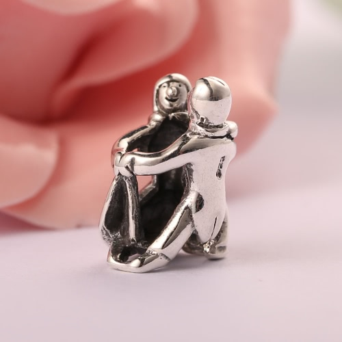 Romacci S925 Sterling Silver Fashion Friends Cylinder Shape Bead Charm for 3mm Snake Chain Bracelet Bangle DIY Women Jewelry AccesApparel &amp; Jewelry<br>Romacci S925 Sterling Silver Fashion Friends Cylinder Shape Bead Charm for 3mm Snake Chain Bracelet Bangle DIY Women Jewelry Acces<br>