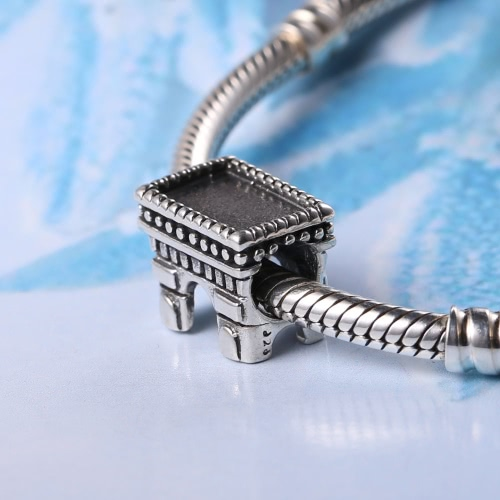 Romacci S925 Sterling Silver European Gift Car Charm Bead for 3mm Snake Chain Bracelet Bangle Necklace Fine Women DIY Jewelry AcceApparel &amp; Jewelry<br>Romacci S925 Sterling Silver European Gift Car Charm Bead for 3mm Snake Chain Bracelet Bangle Necklace Fine Women DIY Jewelry Acce<br>